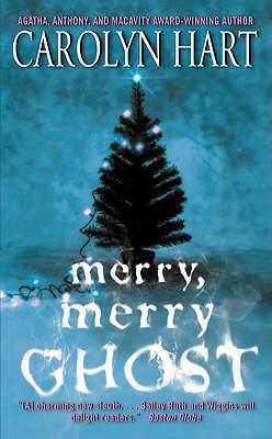 Merry, Merry Ghost - Hart, Carolyn