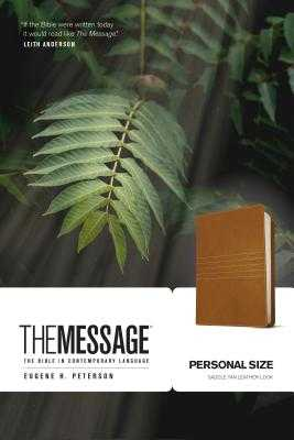 Message-MS-Personal Size - Peterson, Eugene H (Translated by)