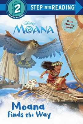 Moana Finds the Way (Disney Moana) -