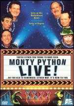 Monty Python Live!  Vol. 1: Live at the Hollywood Bowl/Live at Aspen - Monty Python; Terry Hughes