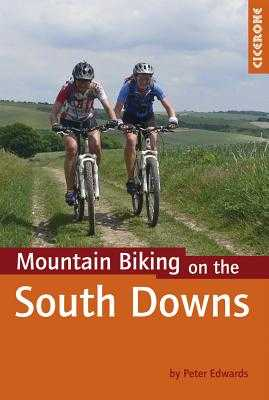 Mountain Biking on the South Downs - Edwards, Peter