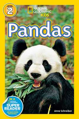 National Geographic Readers: Pandas - Schreiber, Anne