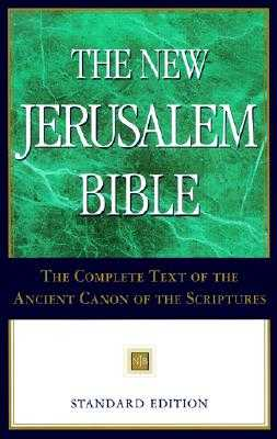 New Jerusalem Bible-NJB-Standard - Wansbrough, Henry
