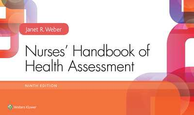 Nurses' Handbook of Health Assessment - Weber, Janet R, RN, Edd