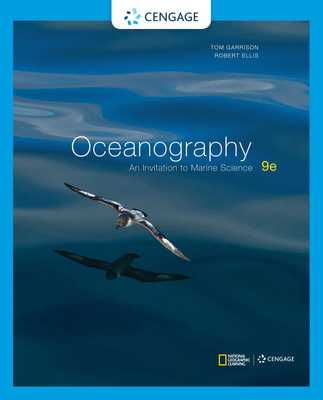 Oceanography: An Invitation to Marine Science - Garrison, Tom