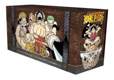 One Piece Box Set 1: East Blue and Baroque Works, Volume 1: Volumes 1-23 with Premium - Oda, Eiichiro