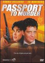 Passport to Murder - David Hemmings