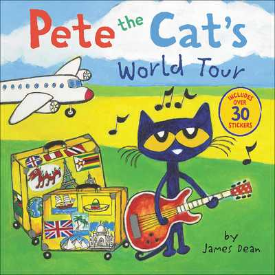 Pete the Cat's World Tour -