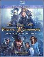 Pirates of the Caribbean: Dead Men Tell No Tales [Includes Digital Copy] [Blu-ray/DVD]