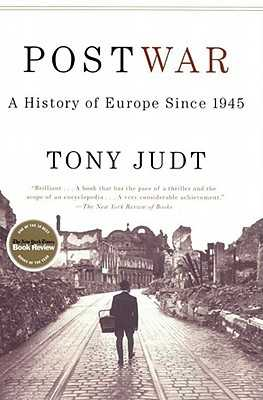 Postwar: A History of Europe Since 1945 - Judt, Tony, and Cosham, Ralph (Read by)