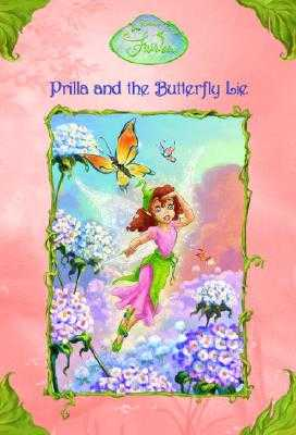 Prilla and the Butterfly Lie - Richards, Kitty