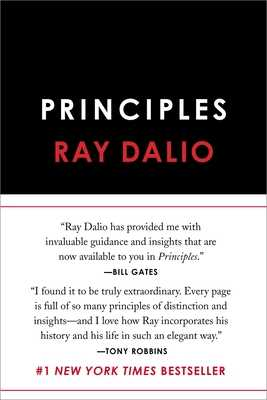 Principles: Life and Work - Dalio, Ray