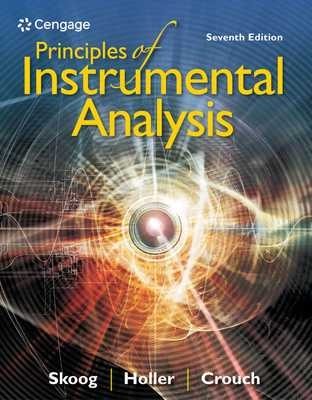 Principles of Instrumental Analysis - Skoog, Douglas, and Holler, F., and Crouch, Stanley