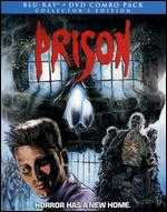 Prison [Collector's Edition] [2 Discs] [DVD/Blu-ray] - Renny Harlin