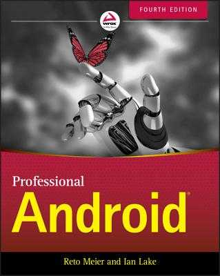 Professional Android - Meier, Reto, and Lake, Ian