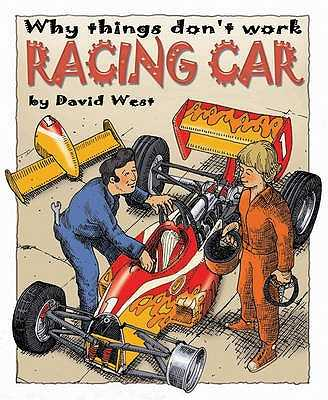 Racing Car - West, David