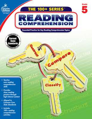 Reading Comprehension, Grade 5 - Carson-Dellosa Publishing (Compiled by)