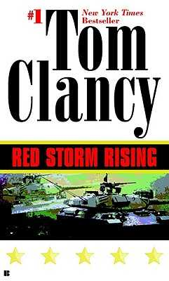 Red Storm Rising - Clancy, Tom
