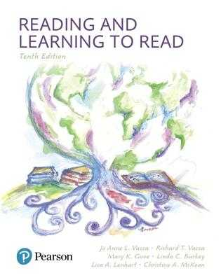 Revel for Reading and Learning to Read -- Access Card Package - Vacca, Jo Anne L, and Vacca, Richard T, and Gove, Mary K