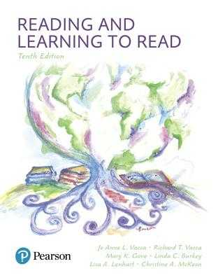 Revel for Reading & Learning to Read -- Access Card - Vacca, Jo Anne L