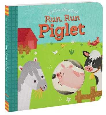 Run, Run Piglet - Schwartz, Betty Ann, and Seresin, Lynn