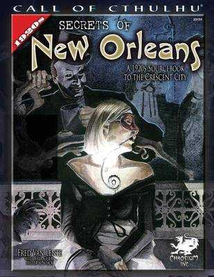 Secrets of New Orleans - Van Lente, Fred, and Sellers, Janice (Editor)