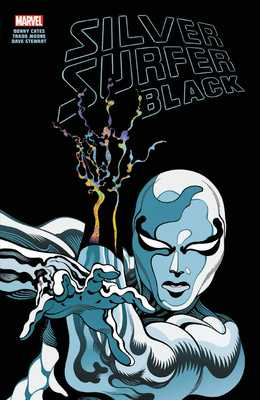 Silver Surfer: Black Treasury Edition - Cates, Donny (Text by)