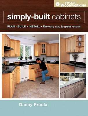 Simply Built Cabinets - Proulx, Danny