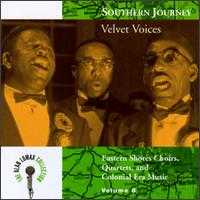 Southern Journey, Vol. 8: Velvet Voices - Various Artists