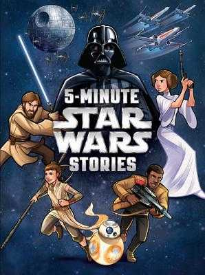 Star Wars: 5-Minute Star Wars Stories - Lucasfilm Press