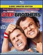 Step Brothers [WS] [Unrated/Rated] [2 Discs] [Blu-ray]