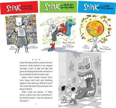 Stink Set 1 (Set) - McDonald, Megan