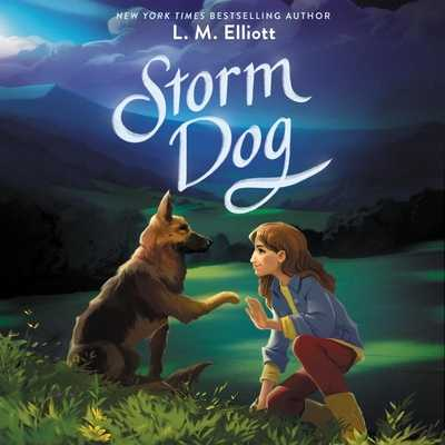Storm Dog - Elliott, L M, and Littrell, Katherine (Read by)