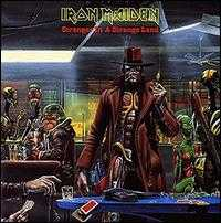 Stranger in a Strange Land - Iron Maiden