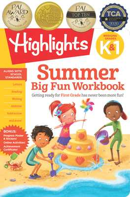 Summer Big Fun Workbook Bridging Grades K & 1 - Highlights Learning (Creator)
