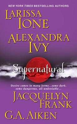 Supernatural - Ione, Larissa, and Ivy, Alexandra, and Frank, Jacquelyn