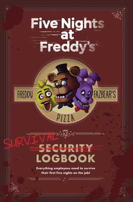 Survival Logbook (Five Nights at Freddy's) - Cawthon, Scott