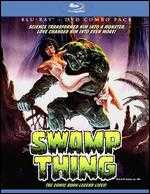 Swamp Thing [2 Discs] [Blu-ray/DVD] - Wes Craven