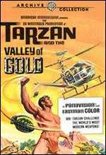 Tarzan and the Valley of Gold - Robert Day