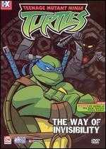Teenage Mutant Ninja Turtles, Vol. 3: The Way of Invisibility