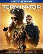 Terminator: Dark Fate [Includes Digital Copy] [Blu-ray/DVD]