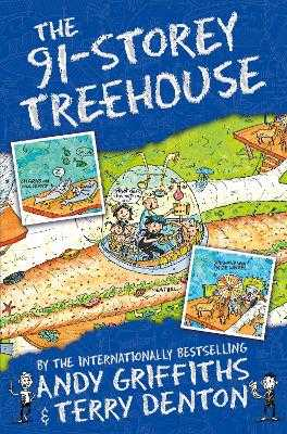 The 91-Storey Treehouse - Griffiths, Andy