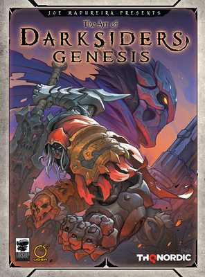 The Art of Darksiders Genesis - Thq, and Madureira, Joe, and Various