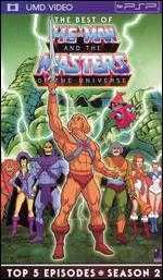 The Best of He-Man and the Masters of the Universe: Season 2 [UMD]
