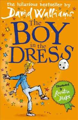 The Boy in the Dress - Walliams, David