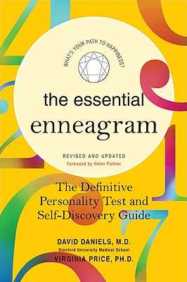 The Essential Enneagram: The Definitive Personality Test and Self-Discovery Guide -- Revised & Updated - Daniels, David, and Price, Virginia