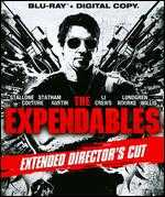 The Expendables [Extended Director's Cut] [Includes Digital Copy] [Blu-ray] - Sylvester Stallone