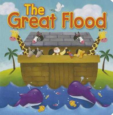 The Great Flood - David, Juliet, and Parry, Jo (Illustrator)