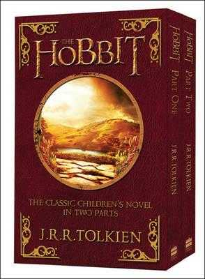 The Hobbit (Part 1 and 2) Slipcase - Tolkien, J. R. R.