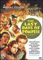The Last Days of Pompeii - Ernest B. Schoedsack